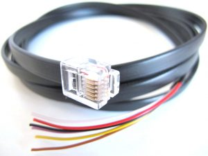 DC power cable image