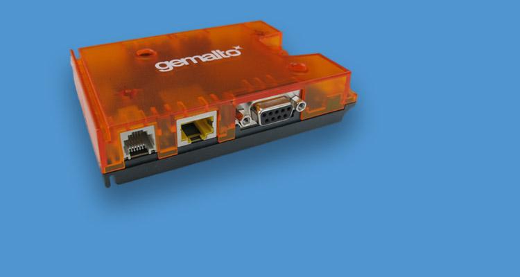 EHS6T-LAN Terminal image