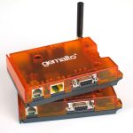 Image of two GSM modems as link to page with full modem data